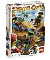 Pirate Code -pelin kansi