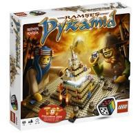 Ramses Pyramid -pelin kansi