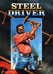 Steel Driverin kansikuva