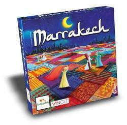 Marrakechin kansi