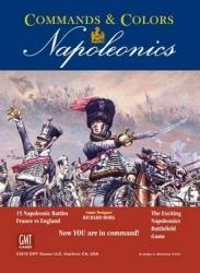 Commands & Colors: Napoleonicsin kansi