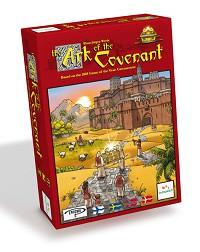 Ark of the Covenant -pelin kansi