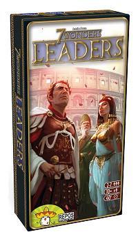 Leaders-lisäosan kansi