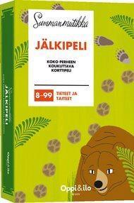 Jälkipelin kansi. Kuva: WSOY