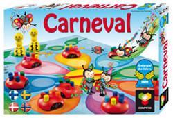 Carnevalin kansikuva