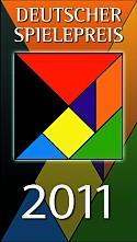 Deutscher Spiele Preis 2011
