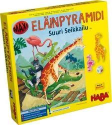Eläinpyramidi Maxin kansi