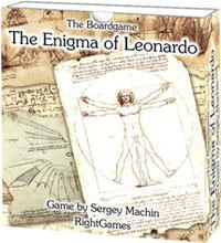 The Enigma of Leonardon kansi