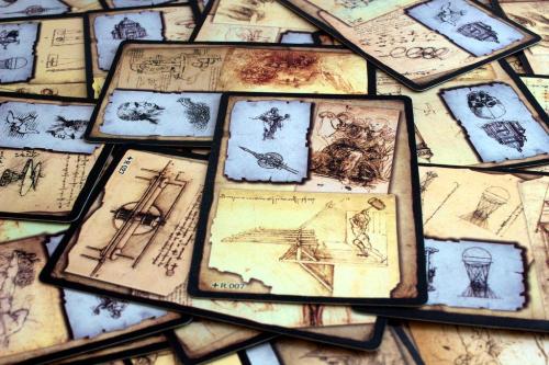 Leonardon kortteja. Kuva: Mikko Saari