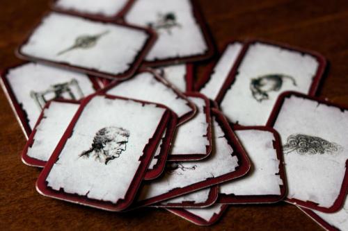 Leonardon laattoja. Kuva: Mikko Saari
