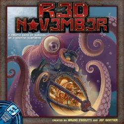 Red Novemberin kansi