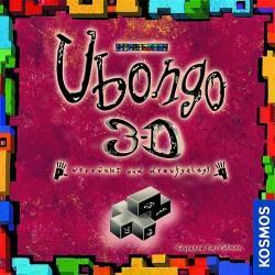 Ubongo 3D:n kansi