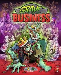 Grave Businessin kansi