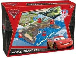 Cars 2 World GP:n kansi