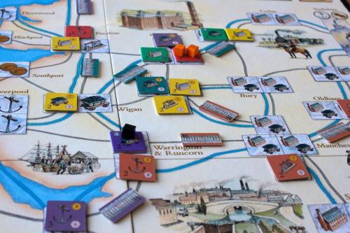 Lancashirea rautateiden ajalta. Kuva: Mikko Saari