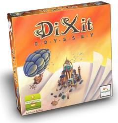 Dixit Odysseyn kansi