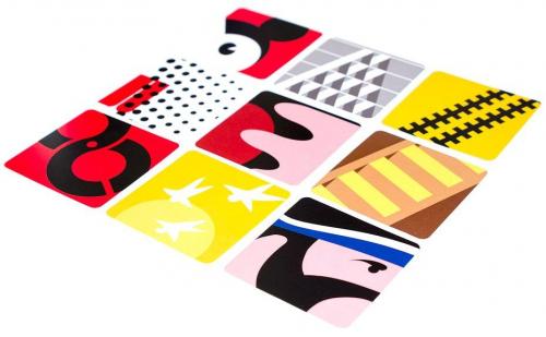 Dixit Jinxin kortteja. Kuva: Mikko Saari