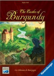 The Castles of Burgundyn kansi