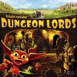Dungeon Lordsin kansi