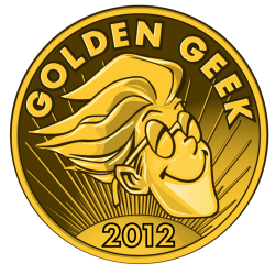 Golden Geek -palkinto