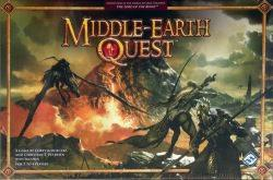 Middle-Earth Questin kansi