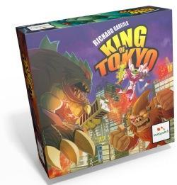 King of Tokyon kansi
