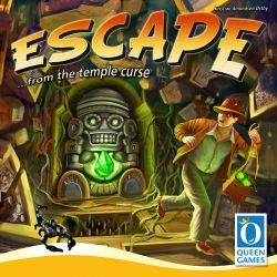 Escape: The Curse of the Templen kansi