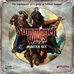 Summoner Wars: Master Setin kansi