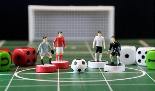 Socceron osat. Kuva: Team Soccero