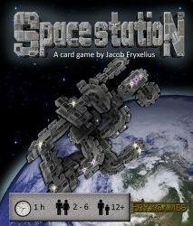 Space Stationin kansi