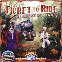 Menolippu: Afrikan kansi