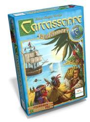 Carcassonne: Etelämeren kansi