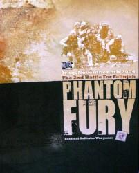 Phantom Furyn kansi