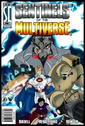 Sentinels of the Multiversen kansi