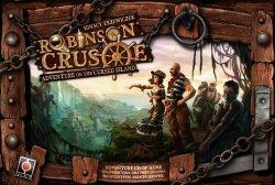 Robinson Crusoen kansi