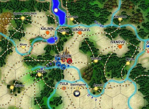 Kartta. Kuva: VentoNuovo