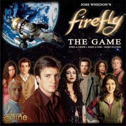 Firefly: The Gamen kansi
