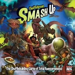 Smash Up! -pelin kansi
