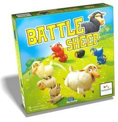 Battle Sheepin kansi