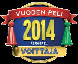 Vuoden peli 2014