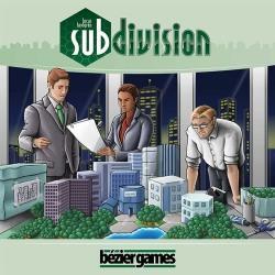 Subdivisionin kansi