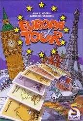Europa Tourin kansi