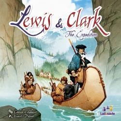 Lewis & Clarkin kansi