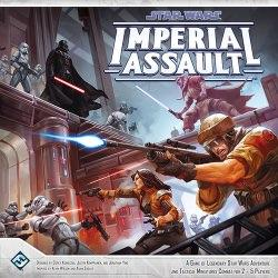 Star Wars: Imperial Assaultin kansi