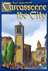 Carcassonne: The Cityn kansi