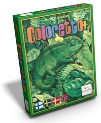 Coloretto+:n kansi