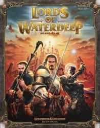 Lords of Waterdeepin kansi