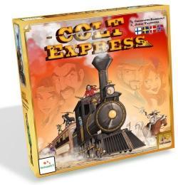 Colt Expressin kansi