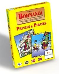 Bohnanza: Princes & Piratesin kansi