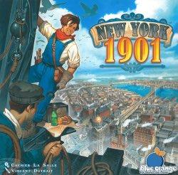 New York 1901:n kansi